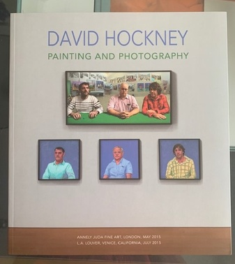 DAVID HOCKNEY. Painting and Photography
