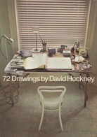 72 Drawings by David Hockney