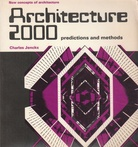 New Concepts of architecture. Predictions and methods