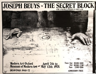 A Secret Block for a Secret Person, Drawings 1948-72.